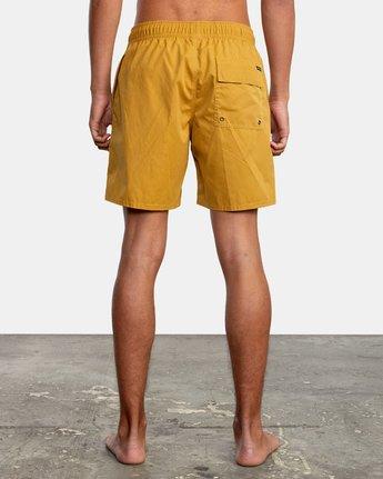 """Opposites 17"""" - Elasticated Shorts for Men  W1VORBRVP1"""