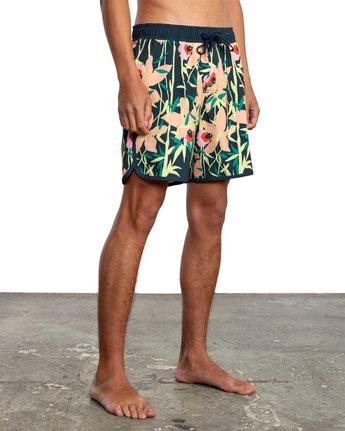 "5 Eastern 17"" - Boardshorts for Men Green W1VORCRVP1 RVCA"