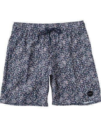 "Perry 17"" - Elasticated Shorts for Men  W1VORHRVP1"