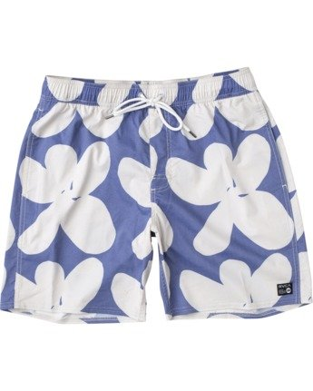 "Bailey Elder 17"" - Elasticated Shorts for Men  W1VORJRVP1"