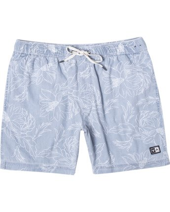 "Doom 17"" - Elasticated Shorts for Men  W1WKRIRVP1"