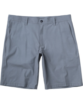 "Daggers 18"" - Hybrid Chino Shorts for Men  W1WKRNRVP1"