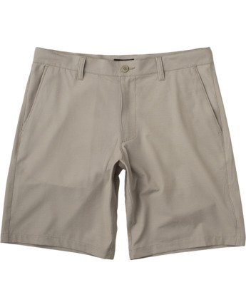 "Daggers 18"" - Hybrid Chino Shorts for Men  W1WKRNRVP1"