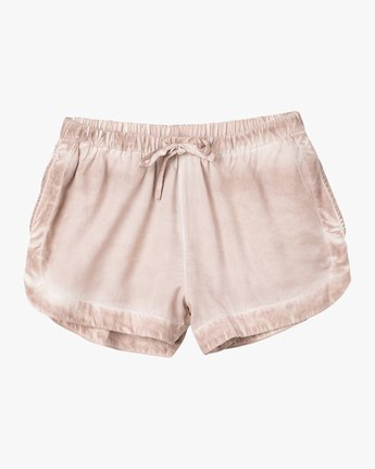 6 New Yume Elastic Short Grey W202PRNY RVCA