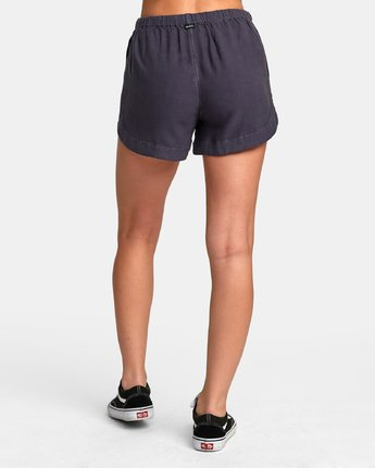 1 New Yume Elastic Short Blue W202PRNY RVCA