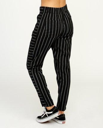 3 Chill Vibes Elastic Pant Black W301PRCV RVCA