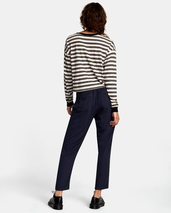 2 Chill Vibes Elastic Pant Blue W301PRCV RVCA