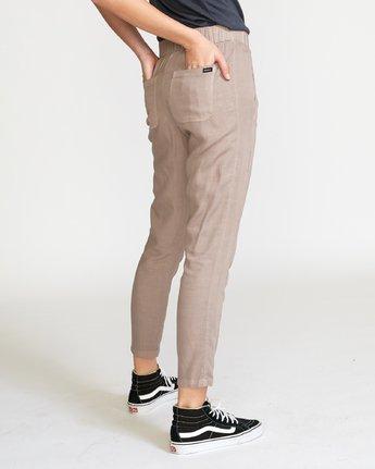 3 Chill Vibes Elastic Pant Grey W301PRCV RVCA