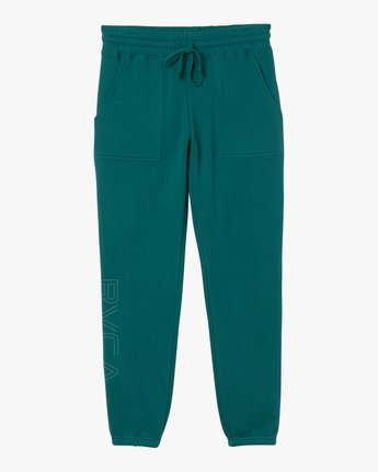 7 Pinner Fleece Sweat Pant Multicolor W322SRPI RVCA