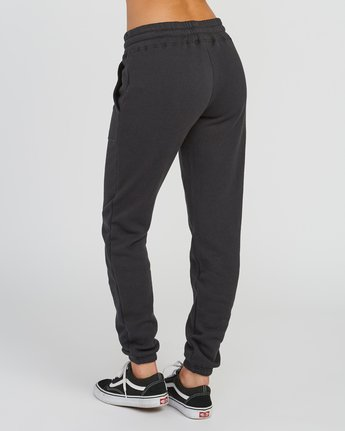 3 Pinner Fleece sweatpant Black W322SRPI RVCA