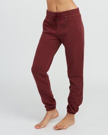 2 Pinner Fleece sweatpant Multicolor W322SRPI RVCA