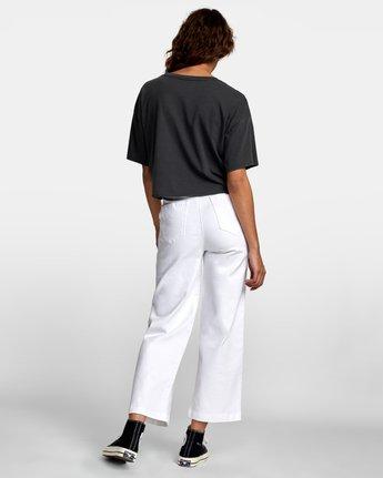 1 FRESH PRINCE PANT White W3302RFP RVCA