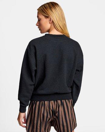 Big RVCA - Sweatshirt for Women  W3CRRARVP1