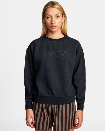 Big RVCA - Sweatshirt for Women  W3CRRARVP1