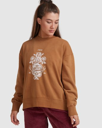 Benjamin Jeanjean Snake - Oversized Sweatshirt for Women  W3CRRDRVP1