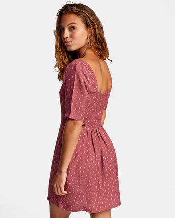 Peachy - Short Sleeve Dress for Women  W3DRRBRVP1