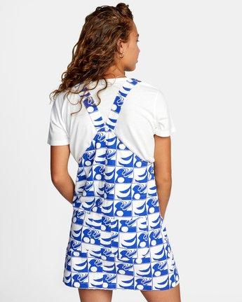 Bailey Elder - Dungaree Dress for Women  W3DRRORVP1