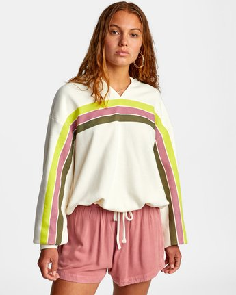 Mambo - Cropped Sweatshirt for Women  W3FLRARVP1
