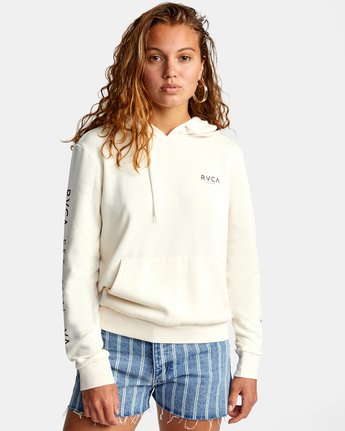 RVCA Classic - Hoodie for Women  W3HORCRVP1
