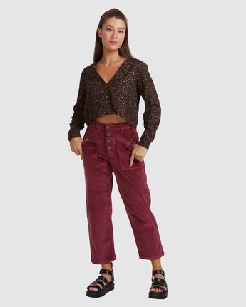 Badder - Corduroy Trousers for Women  W3PTRARVP1