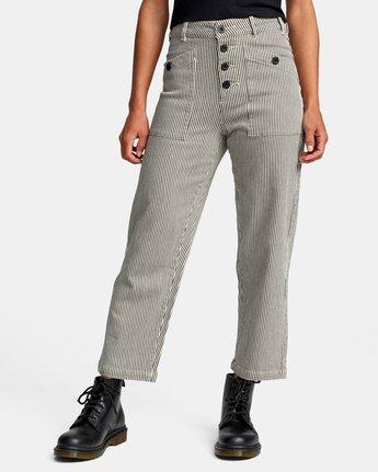Badder - High Waist Trousers for Women  W3PTRIRVP1