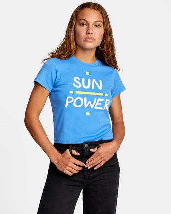 Bailey Elder Sun Power - T-Shirt for Women  W3SGRCRVP1