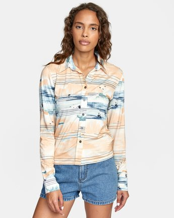Rolling - Long Sleeve Shirt for Women  W3SHRHRVP1