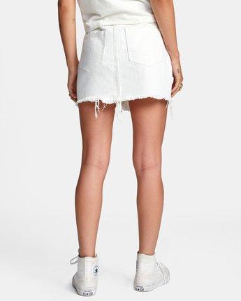 Siena - Denim Mini Skirt for Women  W3SKIARVP1