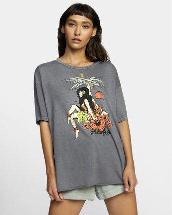 Hula - Cropped T-Shirt for Women  W3SSIARVP1