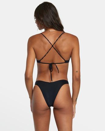 Solid Crossback - Bikini Top for Women  W3STSDRVP1