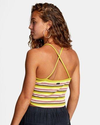 Hat Trick - Rib Knit Vest Top for Women  W3TPRERVP1