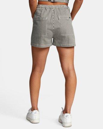 Willow - High Waist Shorts for Women  W3WKRDRVP1
