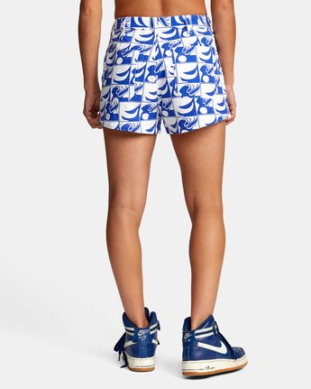 Bailey Elder - High Waist Shorts for Women  W3WKRGRVP1