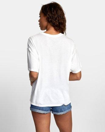 3 I LOVE YOU White W4071RIR RVCA