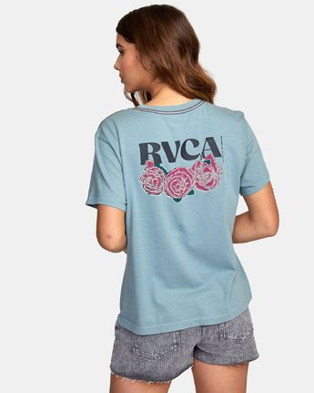 2 ROSES ARE RED Grey W4101RRR RVCA
