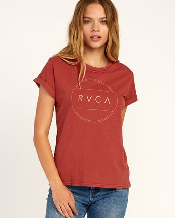 0 Billiard T-Shirt  W436TRBI RVCA