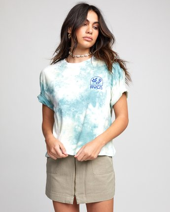 CHAINLINK TEE  W4493RCH