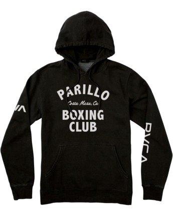 VA Sport Parillo Boxing Club - Hoodie for Men  W4HOMBRVP1