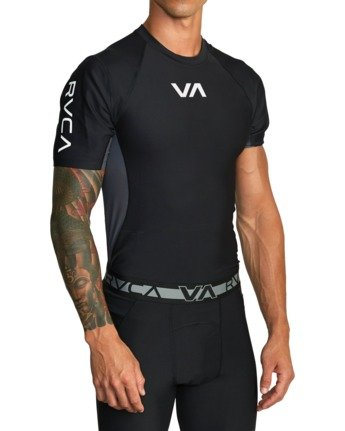 VA Sport - Short Sleeve Compression Top for Men  W4KTMDRVP1