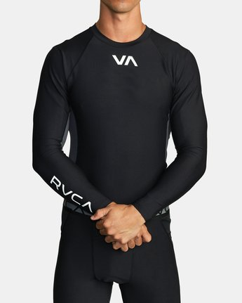VA Sport Compression - Long Sleeve Compression Top for Men  W4KTMERVP1