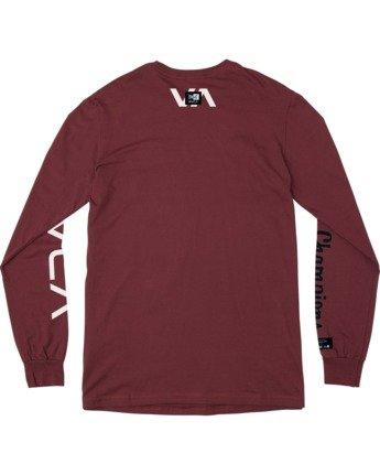 Everlast x Everlast Stack Patch - Long Sleeve T-Shirt for Men  W4LSMBRVP1