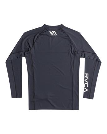 VA Sport - Long Sleeve Rash Vest for Men  W4MYRARVP1