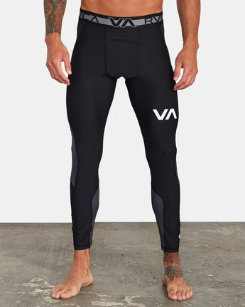 VA Sport - Sports Leggings for Men  W4PTMARVP1