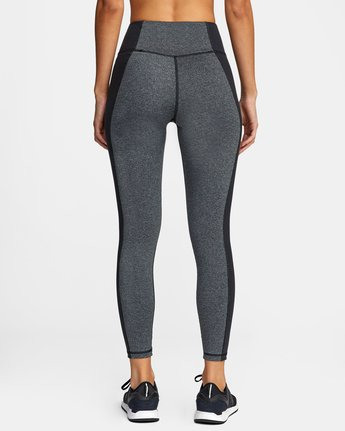 Everlast x RVCA Lace Up - High Waist Sports Leggings for Women  W4PTWDRVP1