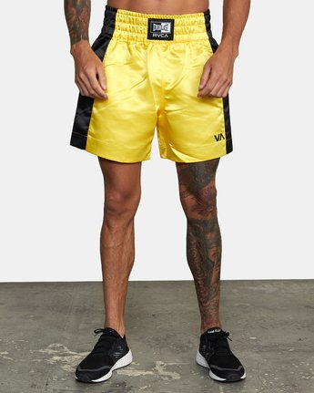 Everlast x RVCA - Boxing Shorts for Men  W4WKMFRVP1