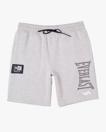 Everlast x RVCA - Sweat Shorts for Men  W4WKMGRVP1