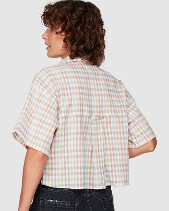 2 Clued Up Shirt Multicolor W542WRCU RVCA