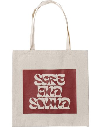 Bill Connors Safe And Sound - Tote Bag for Men  W5BGRBRVP1