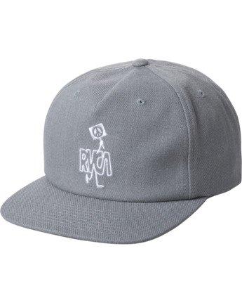 Strike - Snapback Cap for Men  W5CPRHRVP1