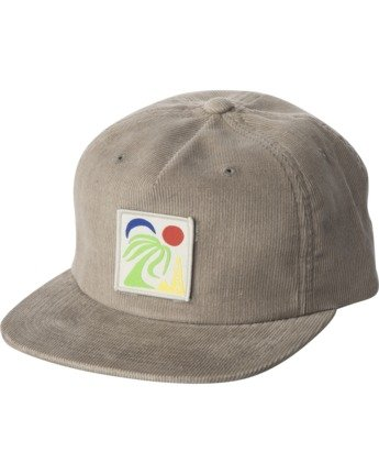 Bailey Elder - Strapback Cap for Men  W5CPRMRVP1